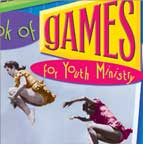 Youth Ministry Game Books -  - Book Design by Becky Hawley